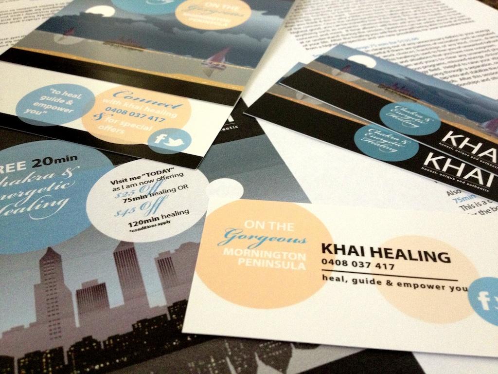 Khai healing