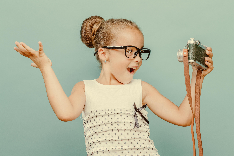 Отбор для моделей фото детей